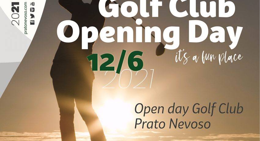 post golf club open day